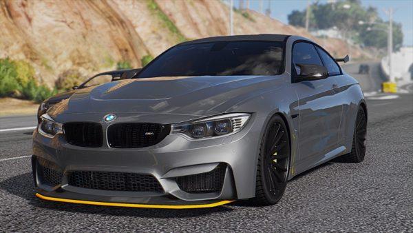 FiveM Server | BMW M4 Competition